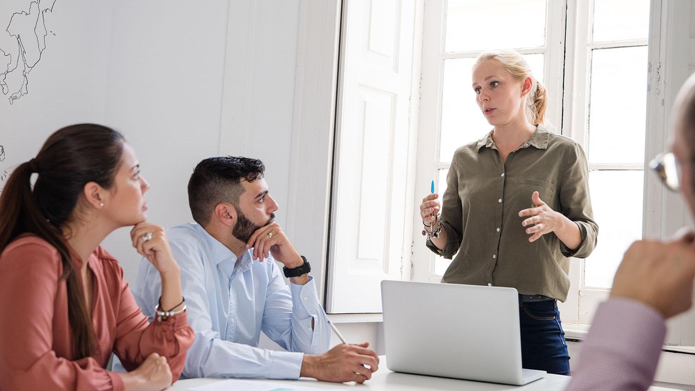 Sitzung vorbereiten – Teilnehmende fesseln