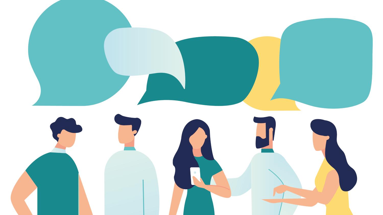 Sprechen – und verstanden werden